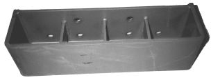 3007 Weight Bracket for New Holland TS100A-TS135A