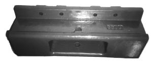 3008 Weight Bracket for New Holland TS100A-TS135A