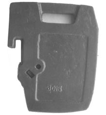 3015 Suitcase Weight For New Holland TS100A-TS135A