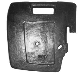3017 Suitcase Weight For New Holland TS100A-TS135A