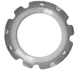 Wheel Weight 4052